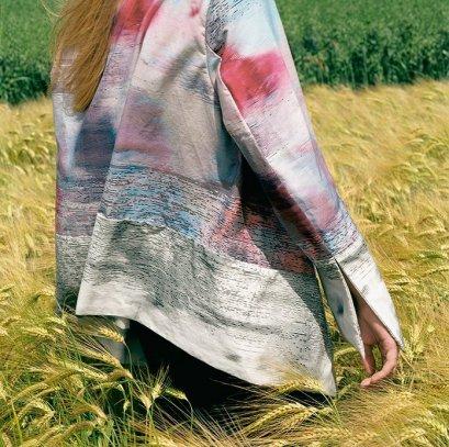 vest, zomer 2006, katoen, digitaal geprint. PAP