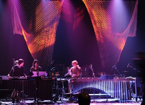 Marimba Express, 2009, Ludwig Albert